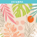 Papel De Parede - Abstrato Floral