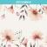 Papel De Parede - Aquarela Floral Vintage