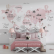 Papel De Parede - Mapa do mundo rosa