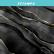 Papel De Parede - Pedra de marmore preta com veios dourados