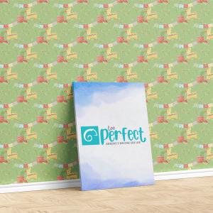 Papel De Parede - Fiesta digital paper pack Mod.4 Vinil 0,010mm - Autocolante Sob medida - Padrão Impressão Digital - Fosco - Divididos em Rolos de 50cm - Todas as Imagens são MERAMENTE ILUSTRATIVAS.