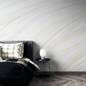 Papel De Parede - mármore dourado Vinil 0,010mm - Autocolante Sob medida - Painel Impressão Digital - Fosco - Divididos em Rolos de 50cm - Todas as Imagens são MERAMENTE ILUSTRATIVAS.