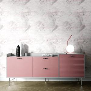 Papel De Parede - mármore e rosa dourado mod. 01 Vinil 0,010mm - Autocolante Sob medida - Painel Impressão Digital - Todas as Imagens são MERAMENTE ILUSTRATIVAS. Fosco - Divididos em Rolos de 50cm - Criação da Designer Karamfilas da Academia de Artes da Bulgária