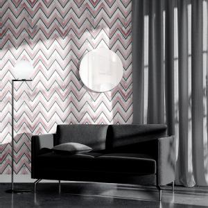 Papel De Parede - mármore e rosa dourado mod. 06 Vinil 0,010mm - Autocolante Sob medida - Painel Impressão Digital - Todas as Imagens são MERAMENTE ILUSTRATIVAS. Fosco - Divididos em Rolos de 50cm - Criação da Designer Karamfilas da Academia de Artes da Bulgária