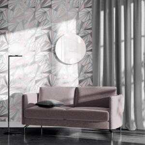 Papel De Parede - mármore e rosa dourado mod. 15 Vinil 0,010mm - Autocolante Sob medida - Painel Impressão Digital - Todas as Imagens são MERAMENTE ILUSTRATIVAS. Fosco - Divididos em Rolos de 50cm - Criação da Designer Karamfilas da Academia de Artes da Bulgária