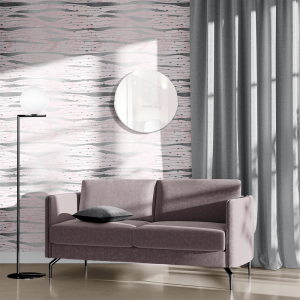 Papel De Parede - mármore e rosa dourado mod. 21 Vinil 0,010mm - Autocolante Sob medida - Painel Impressão Digital - Todas as Imagens são MERAMENTE ILUSTRATIVAS. Fosco - Divididos em Rolos de 50cm - Criação da Designer Karamfilas da Academia de Artes da Bulgária