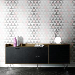 Papel De Parede - mármore e rosa dourado mod. 27 Vinil 0,010mm - Autocolante Sob medida - Painel Impressão Digital - Todas as Imagens são MERAMENTE ILUSTRATIVAS. Fosco - Divididos em Rolos de 50cm - Criação da Designer Karamfilas da Academia de Artes da Bulgária