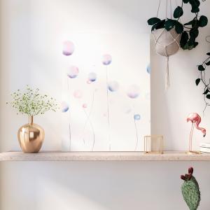 Quadro design texturizado abstrato Moldura Madeira de Reflorestamento - Fundo em Madeira 100% MDF 3mm  Impressão Digital Quadro de Moldura Com Vidro Com Ou Sem Moldura Vinil Texturizado