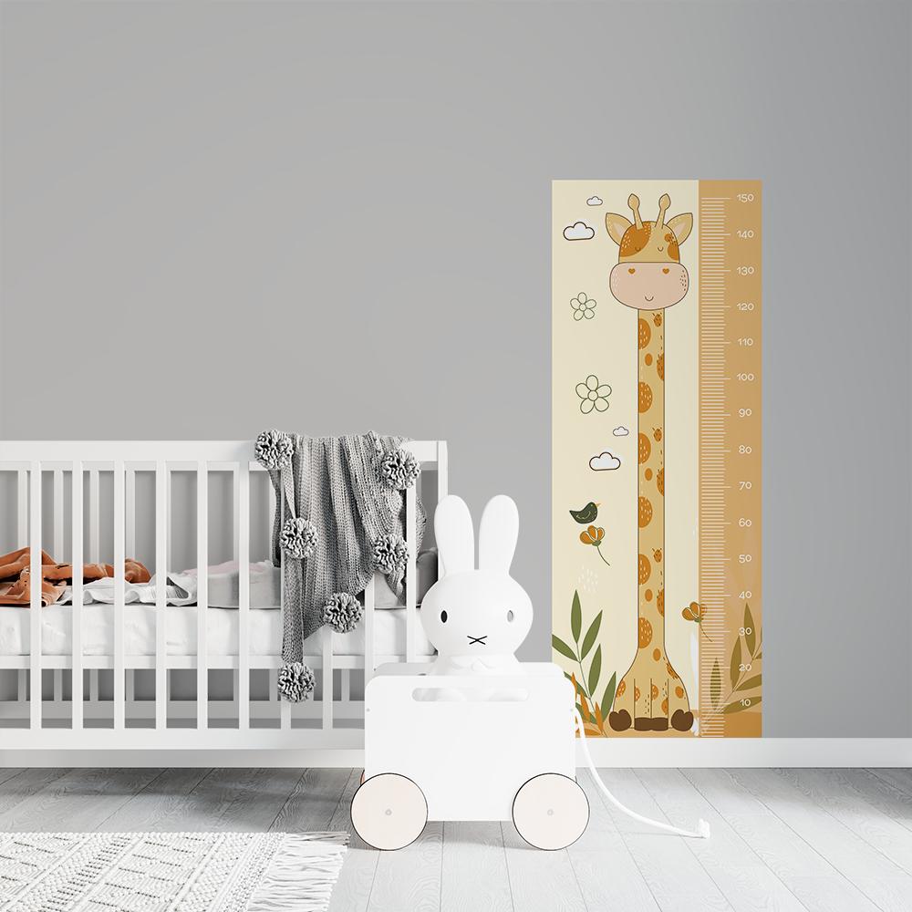 Régua de Crescimento Infantil -Giraffa